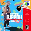 Vintage Rippah - N64 mixtape cover art