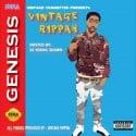 Vintage Rippah - Sega Genesis mixtape cover art
