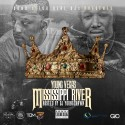 Young Vegas - Mississippi River mixtape cover art