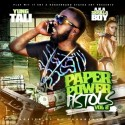 Yung Tali - Paper Power Pistols  mixtape cover art