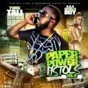 Yung Tali - Paper Power Pistols  mixtape cover art