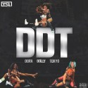 Dolly, Dora & Tokyo Vanity - DDT mixtape cover art