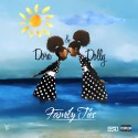 Dora & Dolly - Family Ties mixtape cover art