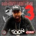 No City Like Mine 3 mixtape cover art