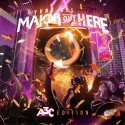 Major Out Here: #A3C Edition  mixtape cover art
