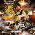 Slime Musik  mixtape cover art