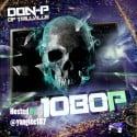 Don P - 1080p mixtape cover art
