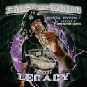 Legacy - Shock The World mixtape cover art