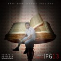 PG13 - Page 13 mixtape cover art