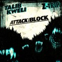 Talib Kweli - Attack The Block  mixtape cover art