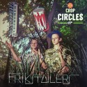 Frikstailers - Crop Circles EP mixtape cover art